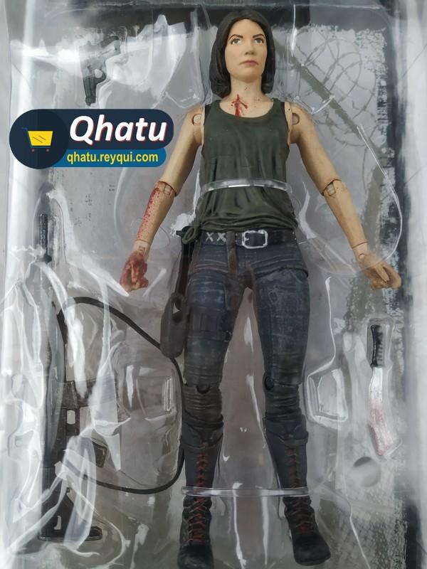 (Bs. 140) Figura de The Walking Dead: Maggie Greene