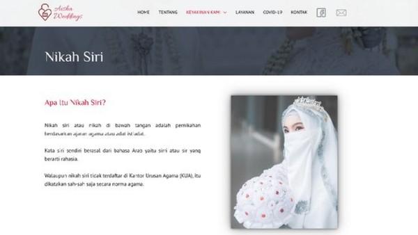 Muhammadiyah Soal Aisha Weddings: Pernikahan Dini Tak Diperkenankan UU