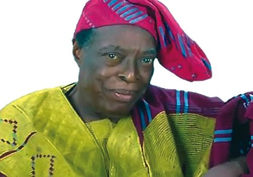 Ace Broadcaster & Actor Adebayo Faleti Dies At 86