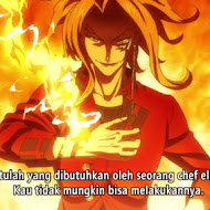 Shokugeki no Souma Season 3 Episode 10 Subtitle Indonesia