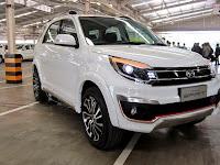 Keunggulan New Daihatsu Terios Spirit