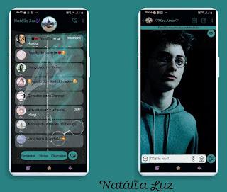 Harry Potter Theme For YOWhatsApp & Fouad WhatsApp By Natalia Luz
