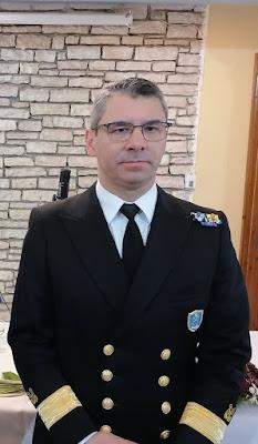Διατηρητέος ο διοικητής της 3ης Περιφερειακής Διοίκησης Λιμενικού, Αρχιπλοίαρχος Μάζης Αντώνιος