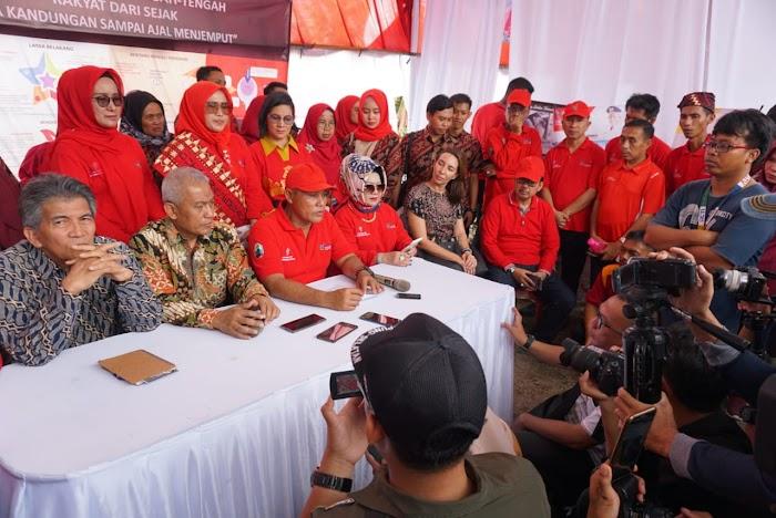 Plt.Nanang Ermanto Mampu Wujudkan ODF Dan BABS Di Lamsel Tahun 2019