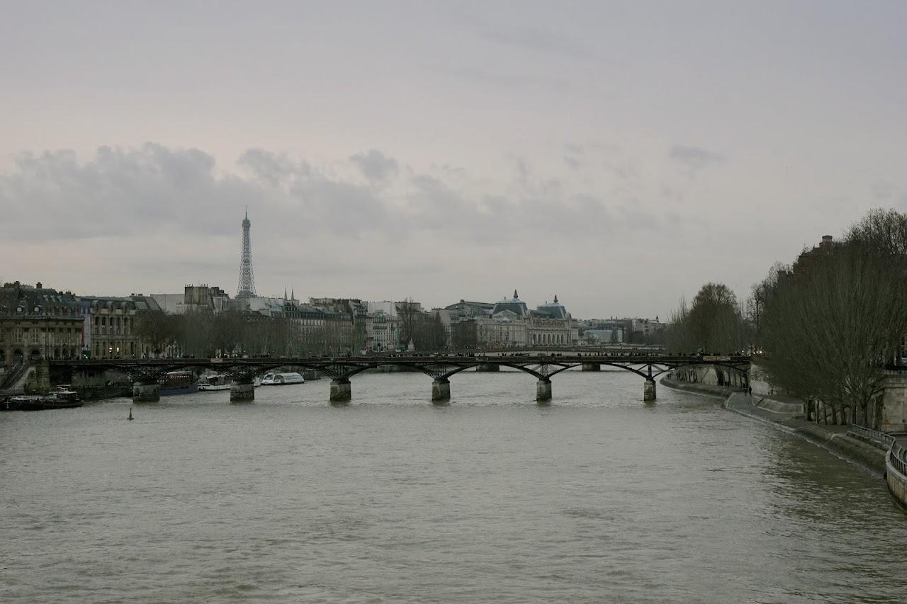 ポン・デ・ザール橋(Pont Des Arts)