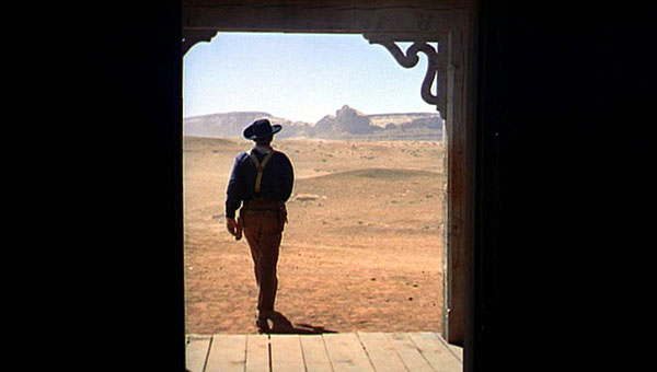 The Searchers, directed by John Ford