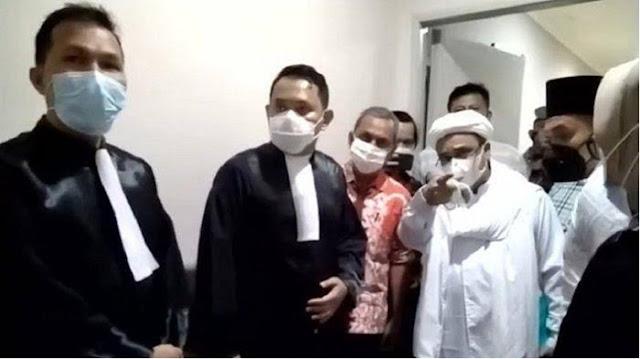 Aziz Sebut ada Operasi Intelijen Berskala Besar di Perkara Ha6ib Ri2ieq, Mirip Kisah Bung Karno