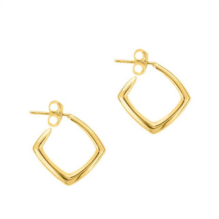 Jewellery Every woman Should Own: Dinny Hall Cushion Hoops