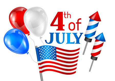 Fourth of July Clipart 2021