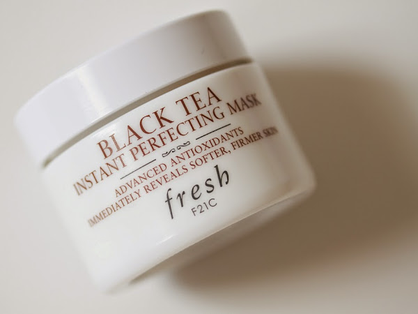 Fresh Black Tea Instant Perfecting Mask (Review)