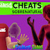Lista de Cheats The Sims 4 Sobrenatural