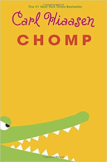 Read-Aloud Books for the Secondary Science Classroom: Chomp