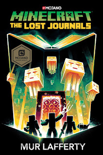 review of Minecraft: The Lost Journals by Mur Lafferty