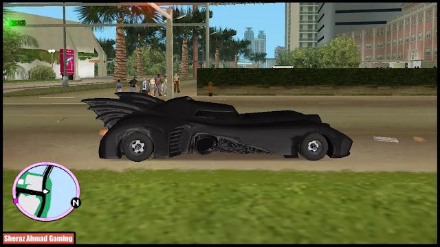Download Batman For GTA Vice City Pc - Sheraz Ahmad Gaming