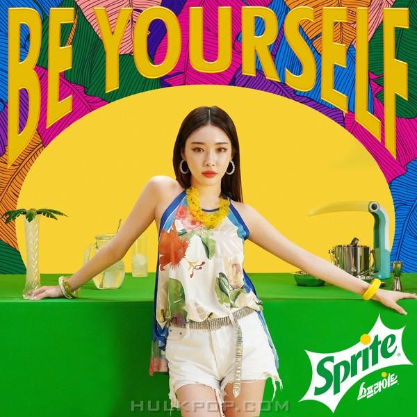CHUNG HA – Be Yourself.newwav – Single