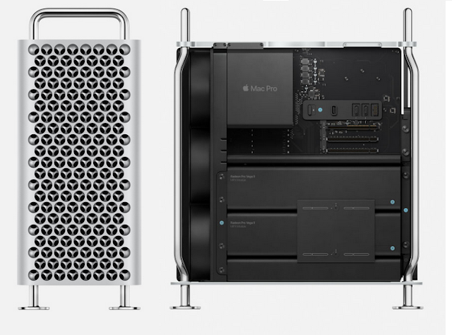 Apple Mac Pro desktop 8‑core to 28‑core Intel Xeon W processor