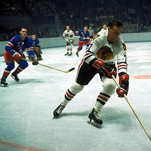 Великие игроки НХЛ прошлого: Филип Энтони (Фил) Эспозито ...  Фил Эспозито В Молодости