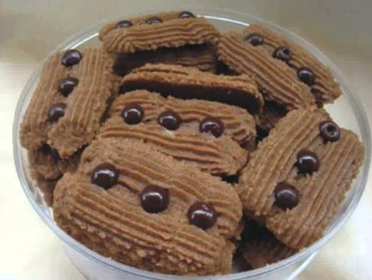Aneka Resep Kue Kering Bahan Dasar Cokelat