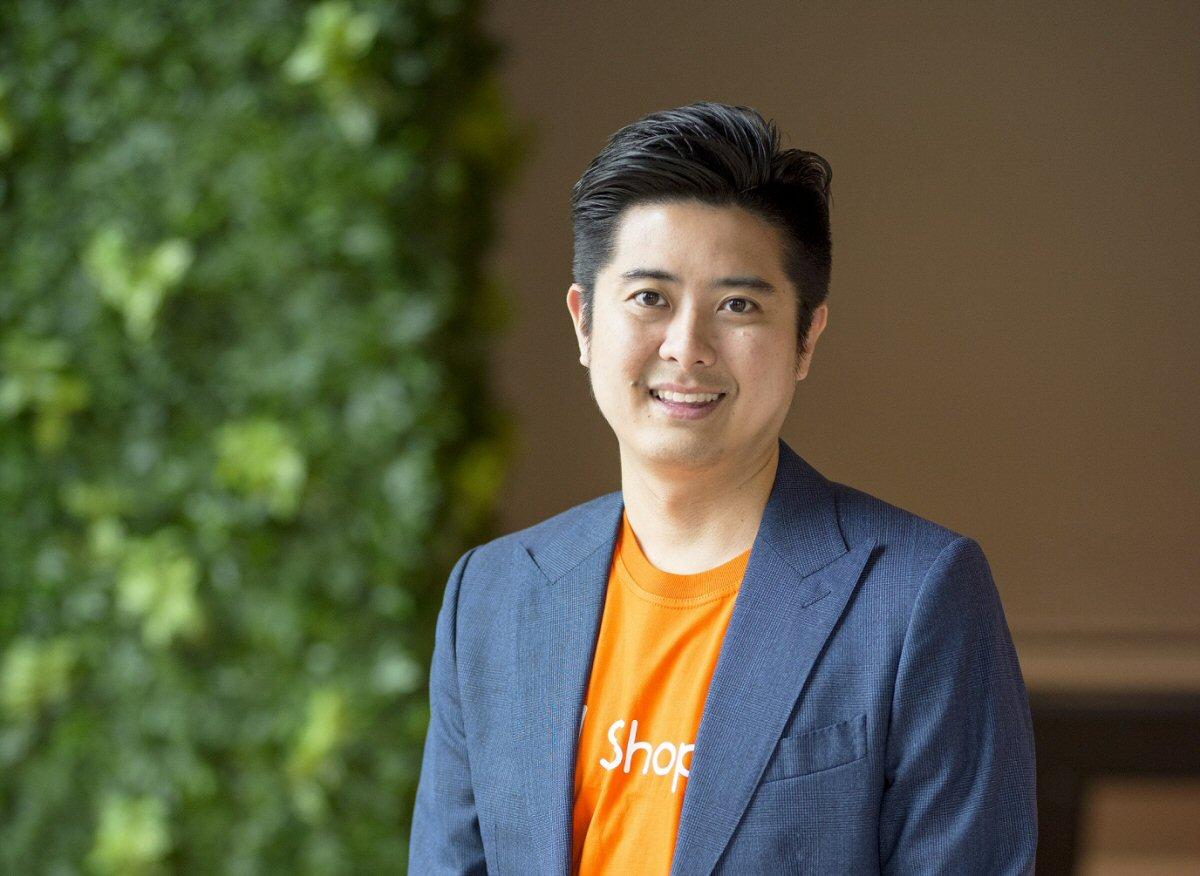 Ian Ho, Shopee Regional Managing Director