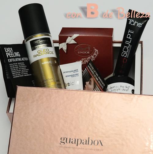 Caja GuapaBox Navidad 2016