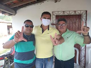 Em Guarabira aliado do grupo Toscano Wellington Andrade é escanteado pelo prefeito Marcus Diogo e Lula das molas