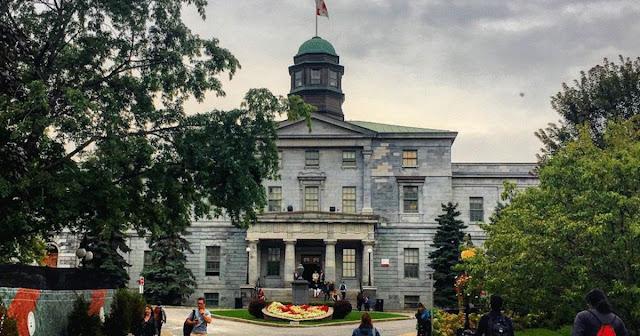 منح جامعة ماكجيل للطلاب الدوليين في كندا 2021   ممول بالكامل
