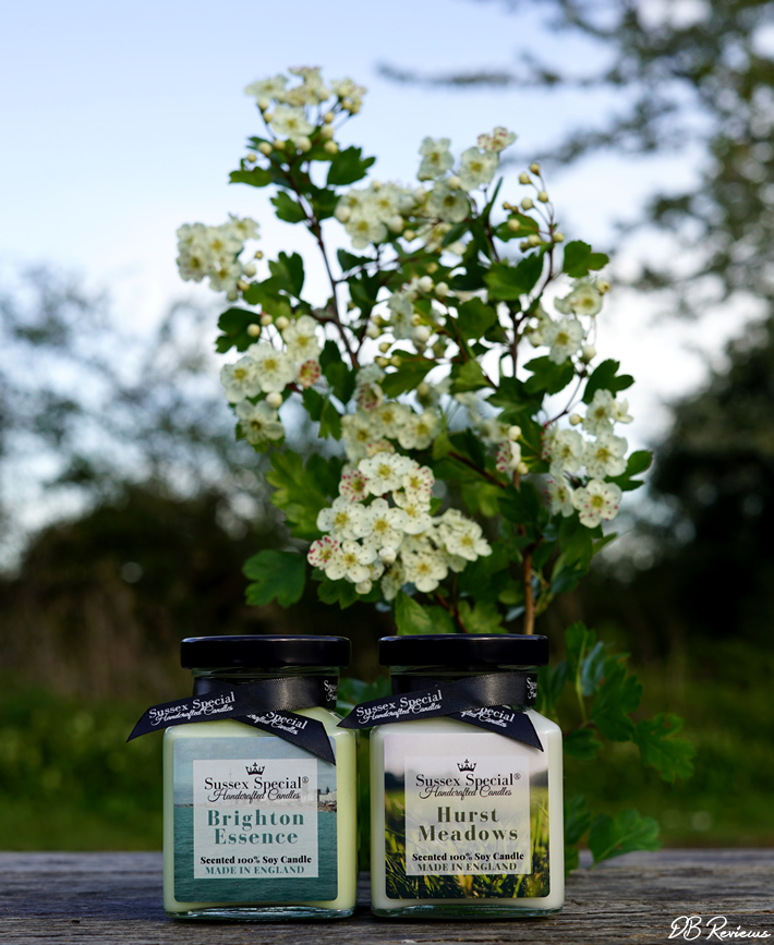 Sussex Special Handcrafted Candles