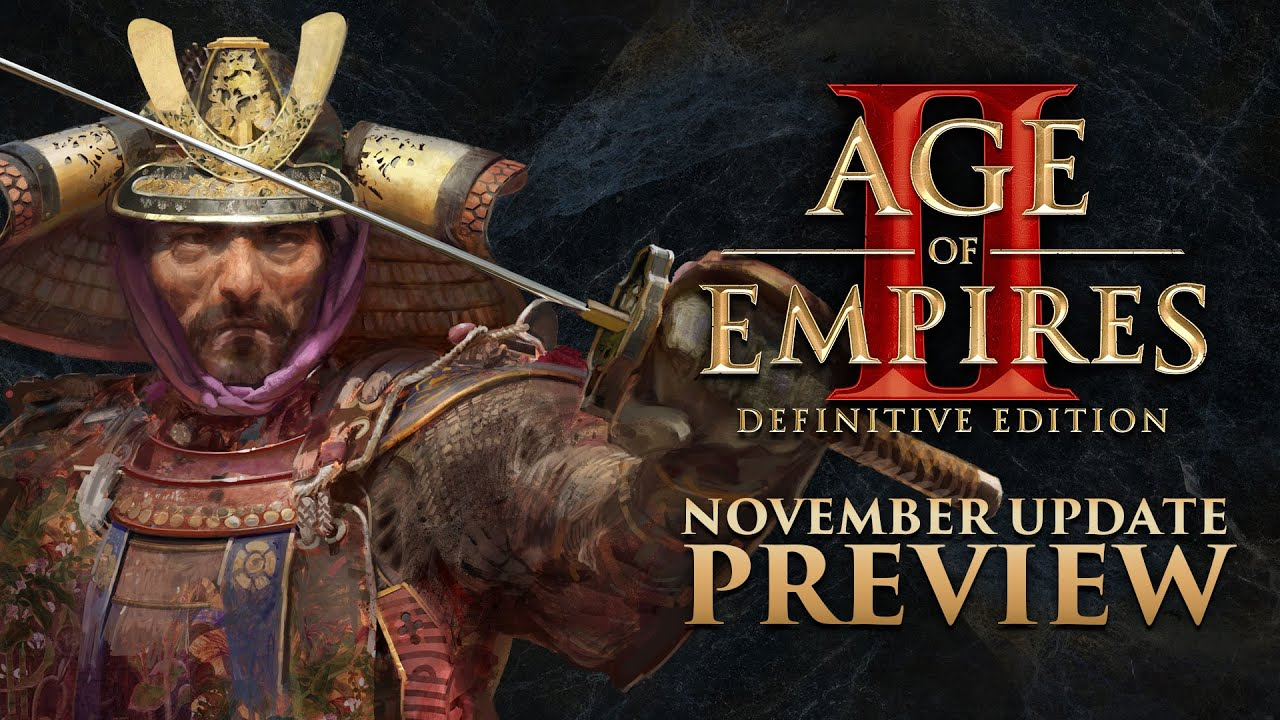 Age of Empires II: Definitive Edition - November Update