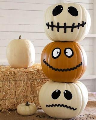 deco halloween pumpkin