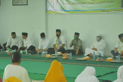 Dinas PU-TR Lombok Barat Peringati Hari Bhakti PU Ke-72 Dengan Pengajian