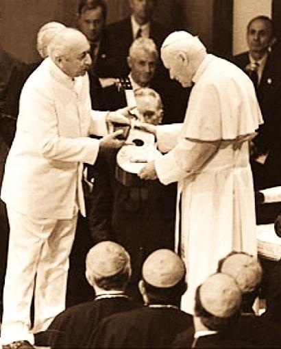 Juan Pablo II Venezuela 1985