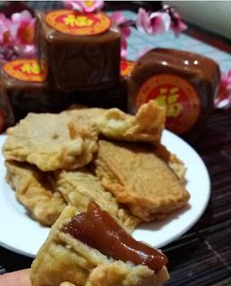Resep camilan Sederhana dari kue keranjang