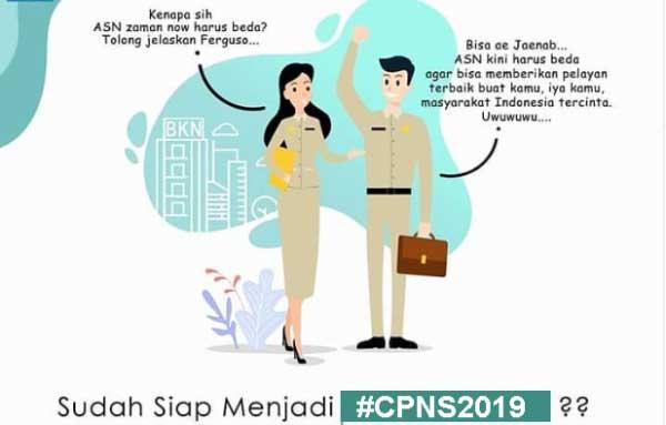 Jadwal Lengkap Penerimaan CPNS 2019 & Dokumen Wajib yang Harus Disiapkan