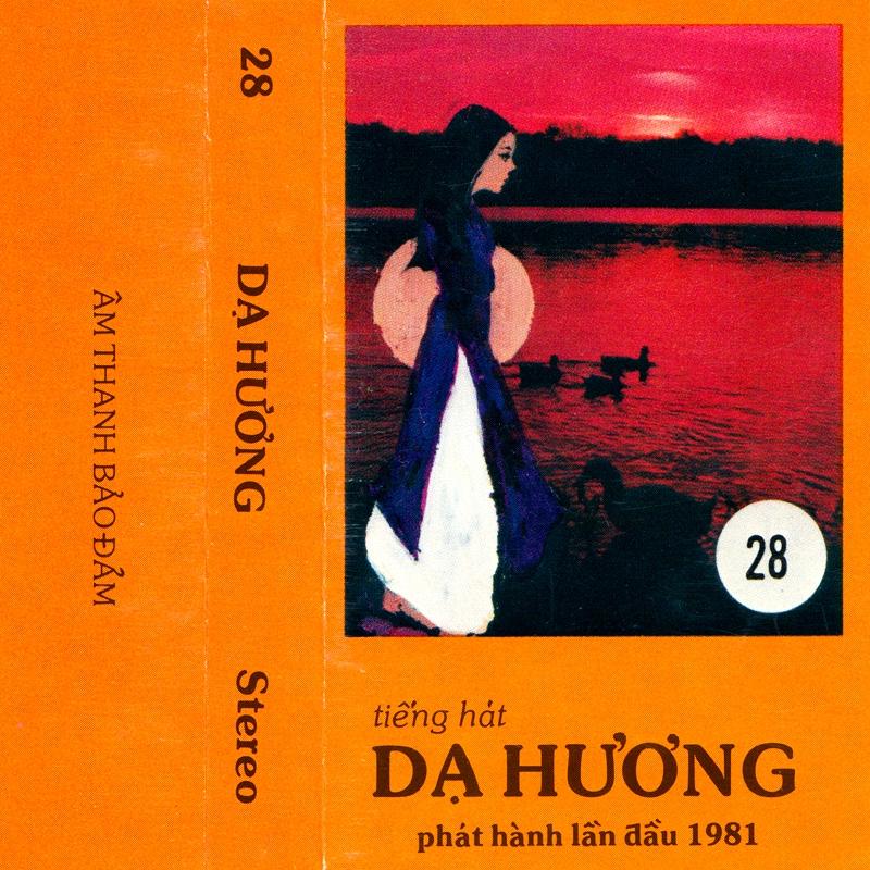 Tape 28 - Tiếng Hát Dạ Hương (WAV)
