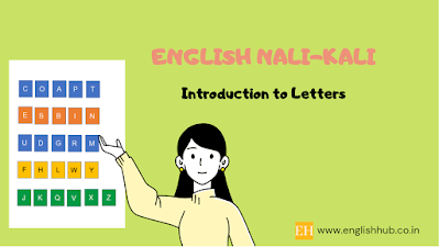 Learn how to introduce the English letters of the alphabet using the 6 steps in the ENK classroom