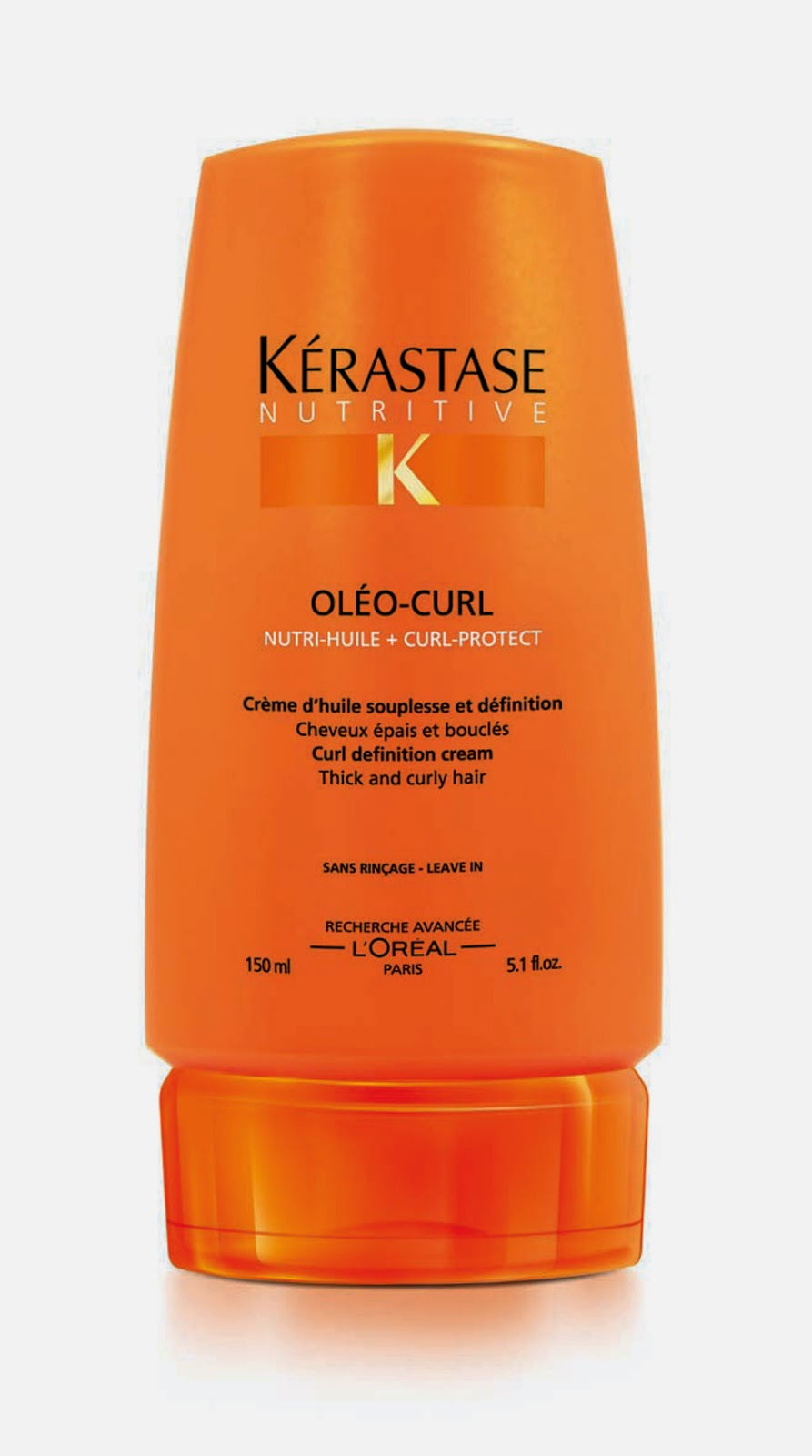 oleo curl creme d huile kerastase