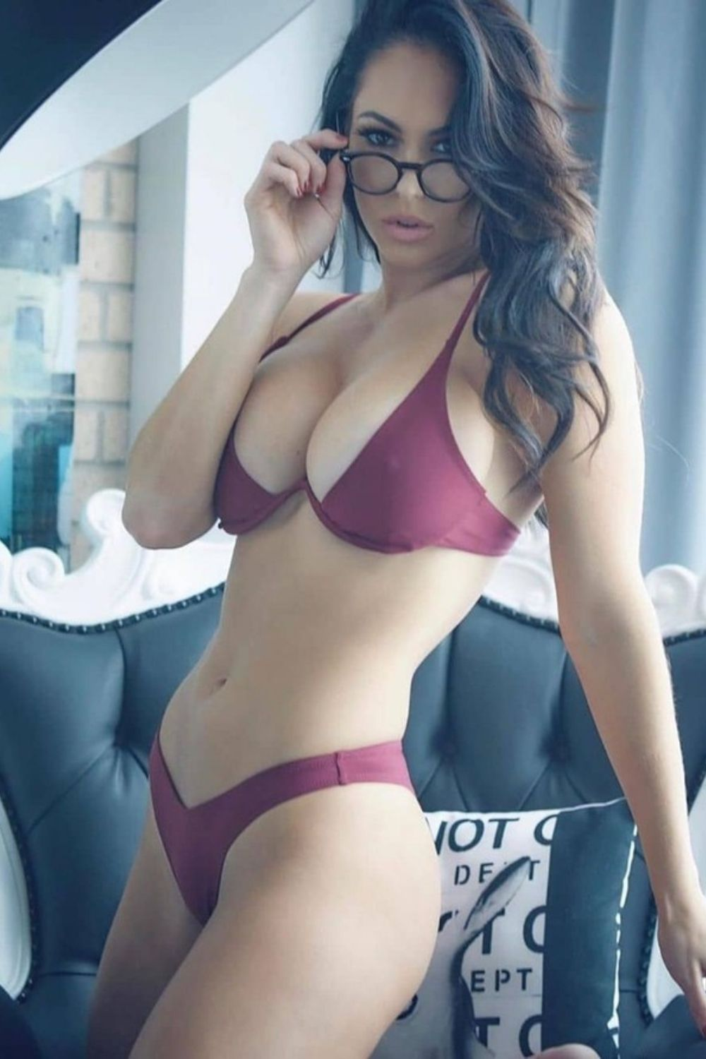 Swimsuit Hottest In Model Nude World Gif