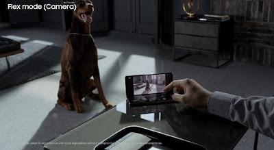 ปลดล็อคทุกข้อจำกัดของการถ่ายภาพ  กับ Flex Mode บน Samsung Galaxy Z Fold2 5G