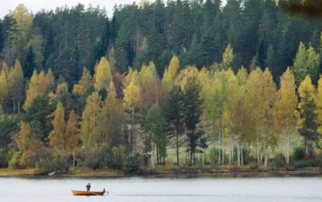 Lakeland In Finland Top 10 World's Happiest Countries 2017