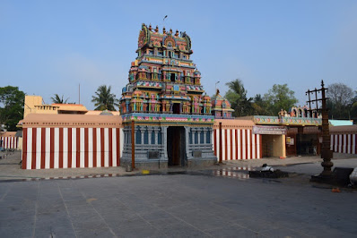 Sara Parameswarar Temple Thirucherai Thanjavur