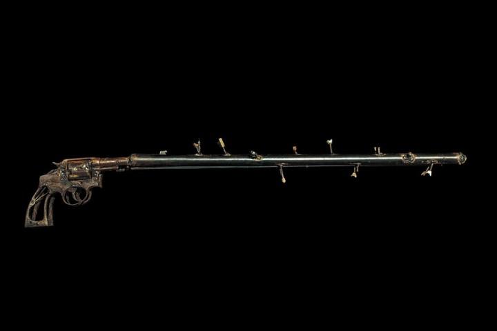 Pedro Reyes. Музыкальное оружие 10