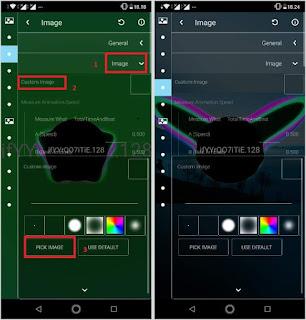 Cara Membuat Audio Spectrum Effect Seperti Trap Nation di Android