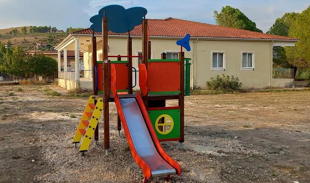Ο Δήμος Πάργας συνεχίζει την δημιουργία ευχάριστων χώρων για τα παιδιά σε όλες τις Τοπικές Κοινότητες.