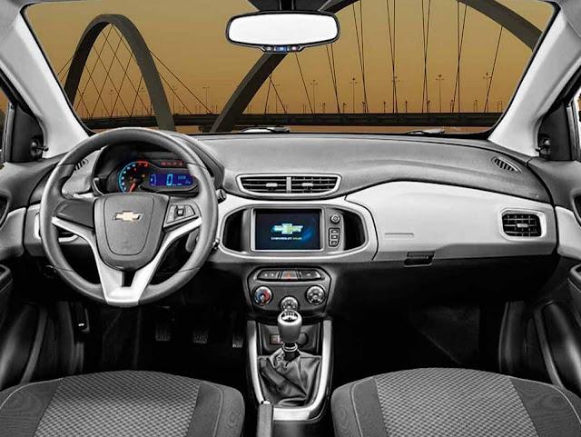 Chevrolet Onix 2018 - Preço