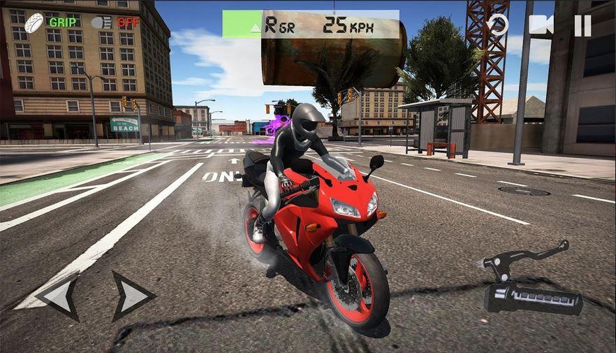 Download Ultimate motorcycle simulator MOD APK 1
