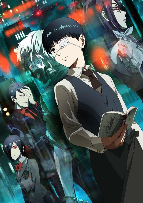 Review Anime Tokyo Ghoul Cocok Banget Untuk Di Tonton