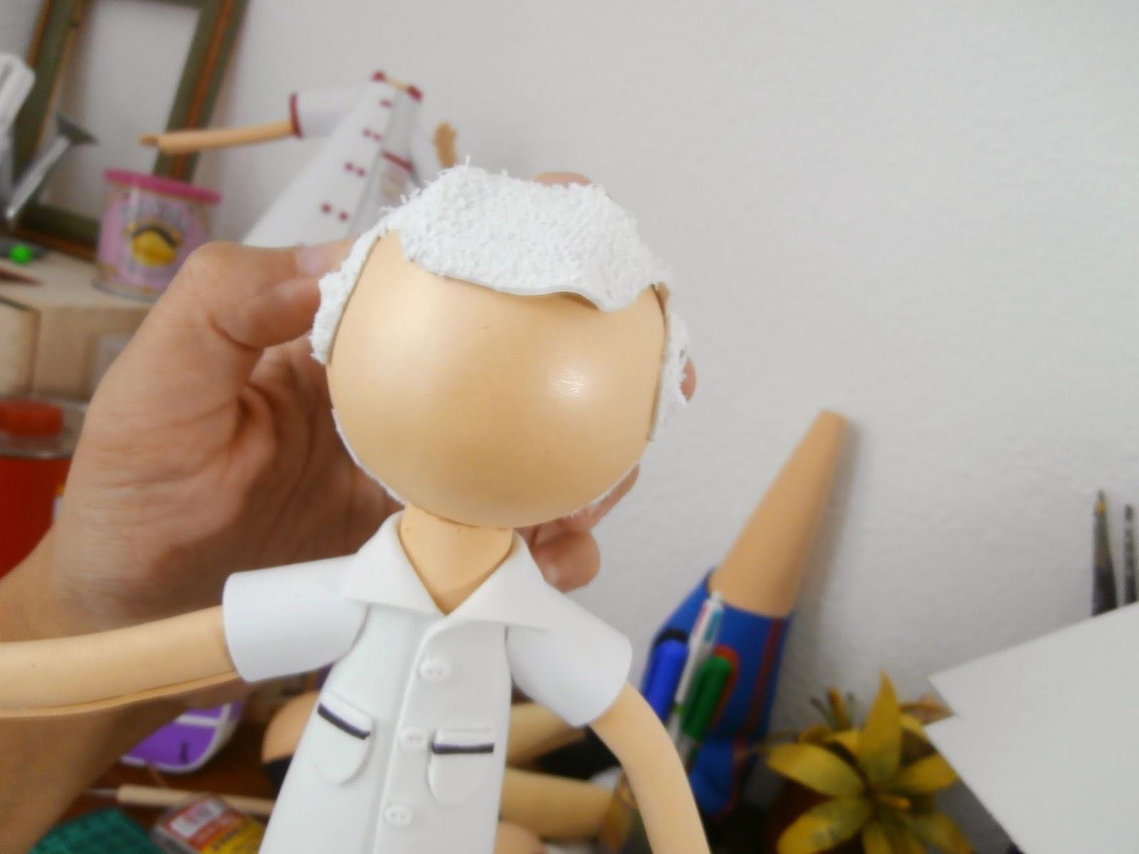 tutorial cabello fofucho