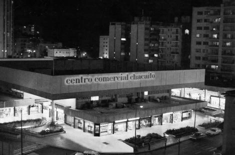 Centro Comercial Chacaito Año 1968