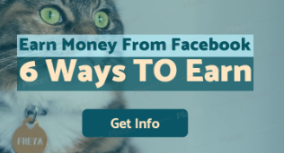 6 Ways to Earn Money From Facebook