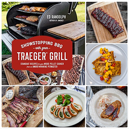 Book Review Show-Stopping BBQ With Your Traeger Grill